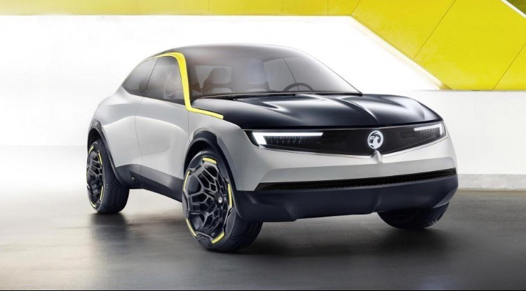 All Electric Vauxhall  eCorsa planned for production in 2020